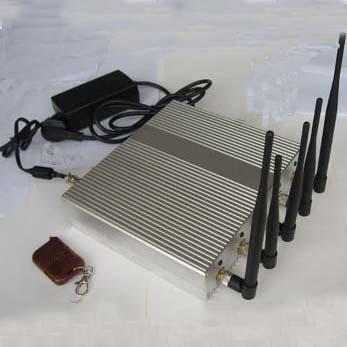 8341CA-5 Fünf-Routen Telefon Signal Störsender WLAN Störsender