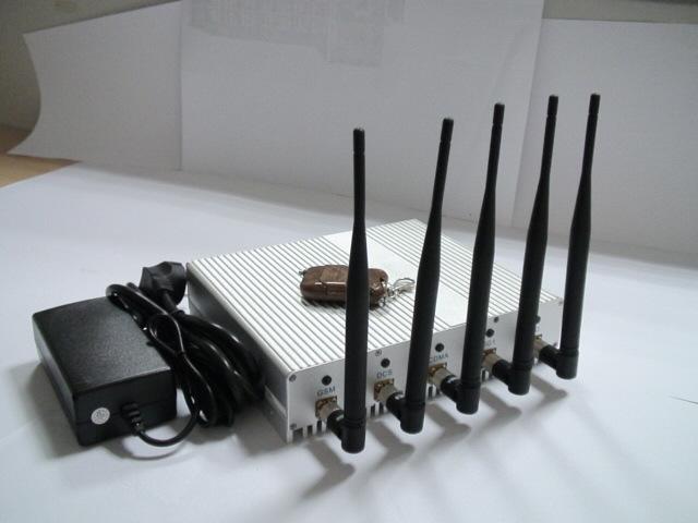 RF Signal Störsender