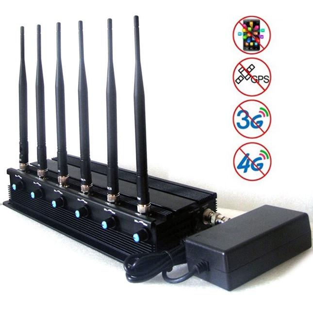 LTE(4G) Handy Jammer
