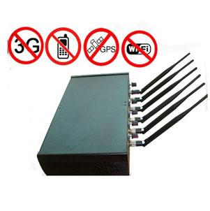 8341CA-6E Voll Bereich Störsender Wifi Bluetooth Störsender