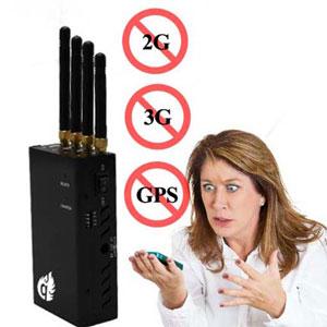 Hohen Leistung Handheld Handy Spezial Störsender