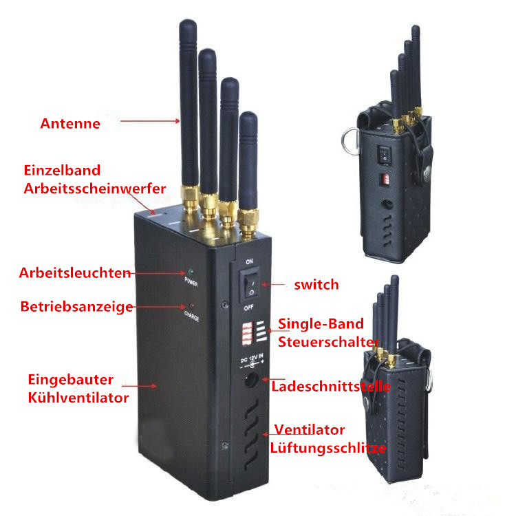 3g 4g lte jammer | ABS-43-1G GSM signal Repeater/Amplifier/Booster