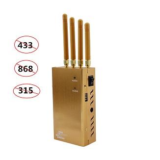8341HA-4-Handheld Handy-Störsender