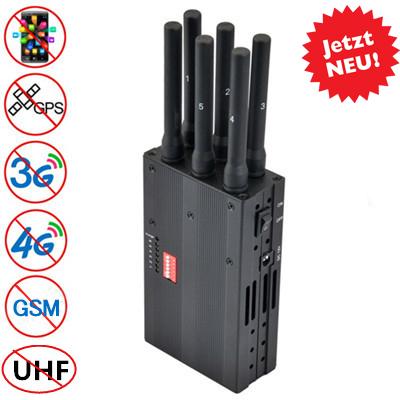 Gsm St 246 Rsender Jammer Handy St 246 Rsender Nutzung Im Freien Einfach Zu Tragen Hochwertige
