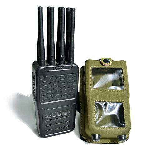 leistung  8 Antennen störsender