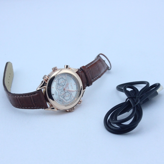 Spion Uhr Kamera