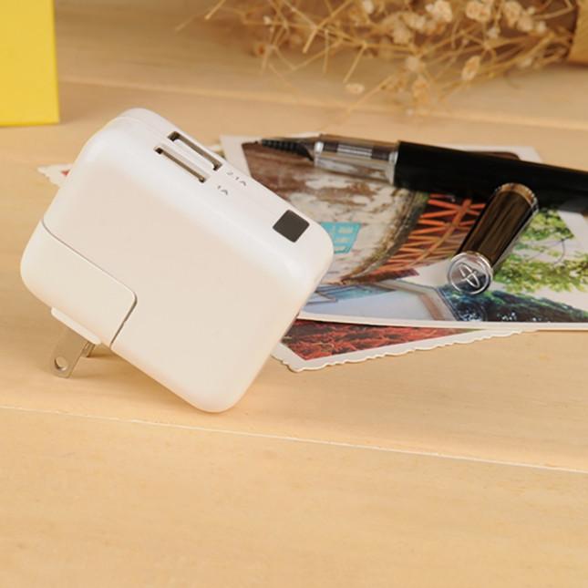 ac netzadapter spionage kamera