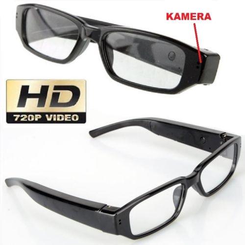 Mini Brille Kamera