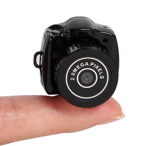 Kleinste Spionage Kamera