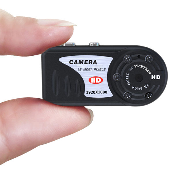 Mini Spion Daumen Kamera