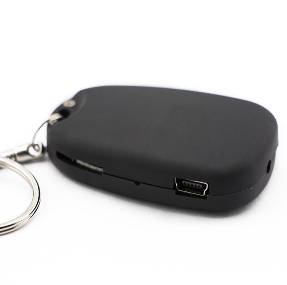 Schlüsselanhänger mit Kamera