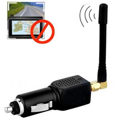 changer sa localisation - De Gros Brouilleur Portatif Haute Puissance GPS signaux 8341CA