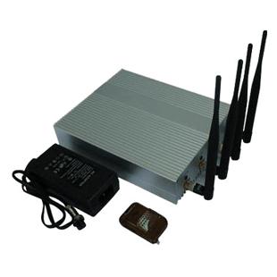 bloc pub android | Brouilleurs 8341CA-4-KT de Téléphones GSM 3G et GPS 315 433 868Mhz