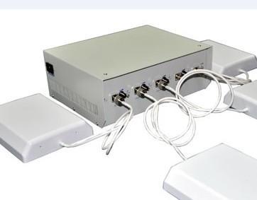 plugin anti pub , Puissance élevée de 3/4 bandes cellulaire brouilleur portatif satellite 8341CA-5-KT