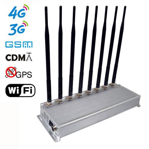 neutraliser une alarme | 3G 4G Dernier 8 bandes Bureau avce bloqueur GSM GPS WIFI brouilleur