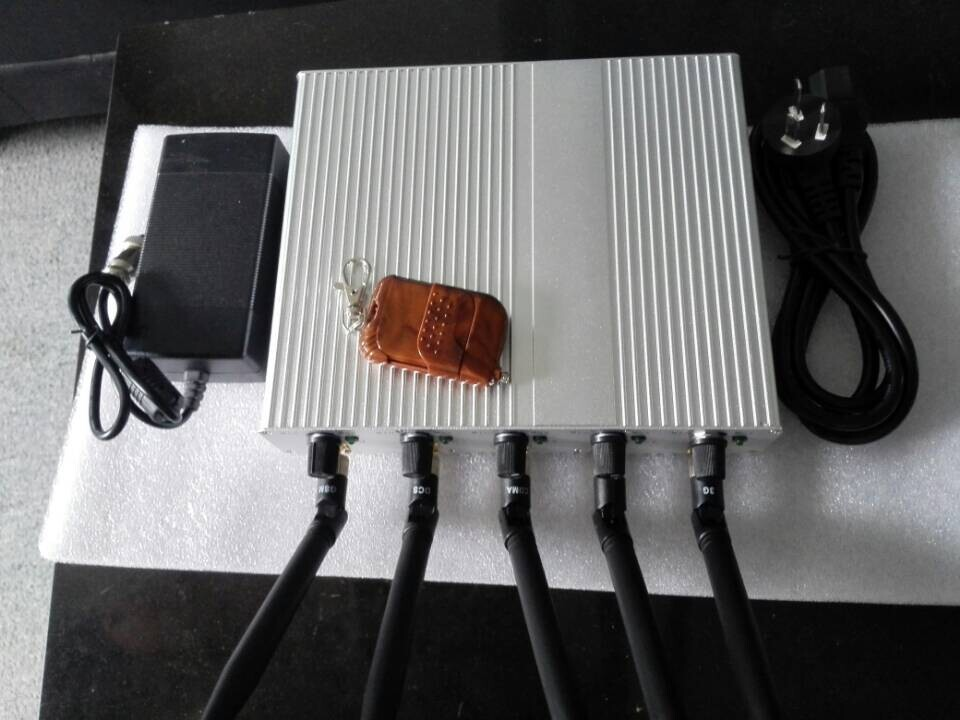 High Power mobile phone signal Jamming - Wholesale High Power GPS Signal Shielding Instrument Jammers