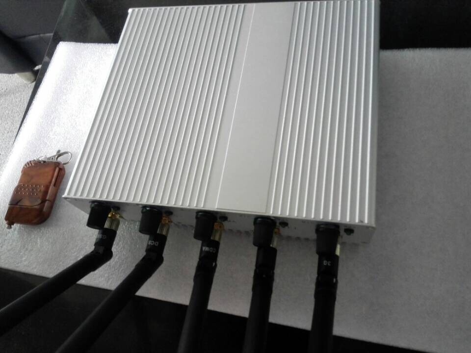 Five-Channel Jammer