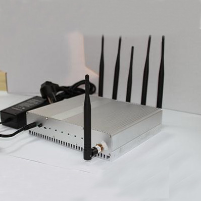 Fully functional cell phone/GPS High Power Signal Jammer