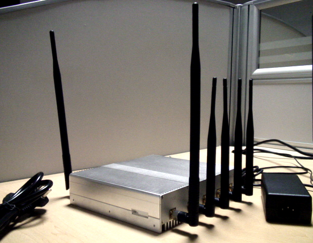 Cell phone jammer Langford - Fully functional GPS High Power Signal