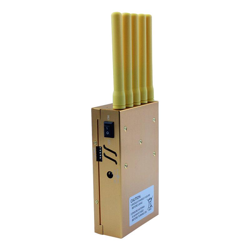 Jammer walkie talkie - Multifunctional 2G 3G 4G Cell Phone Signal Jammer WiFi Blocker