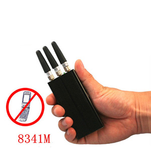 blocker jammer - Handheld Multi-functional Mobile Phone and GPS Jammers