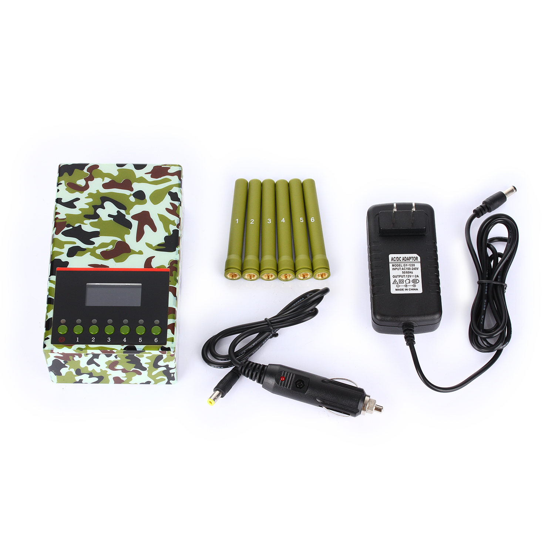 CDMA/GSM+DCS/PCS+3G+4G+GPS+4GLTE Blocker