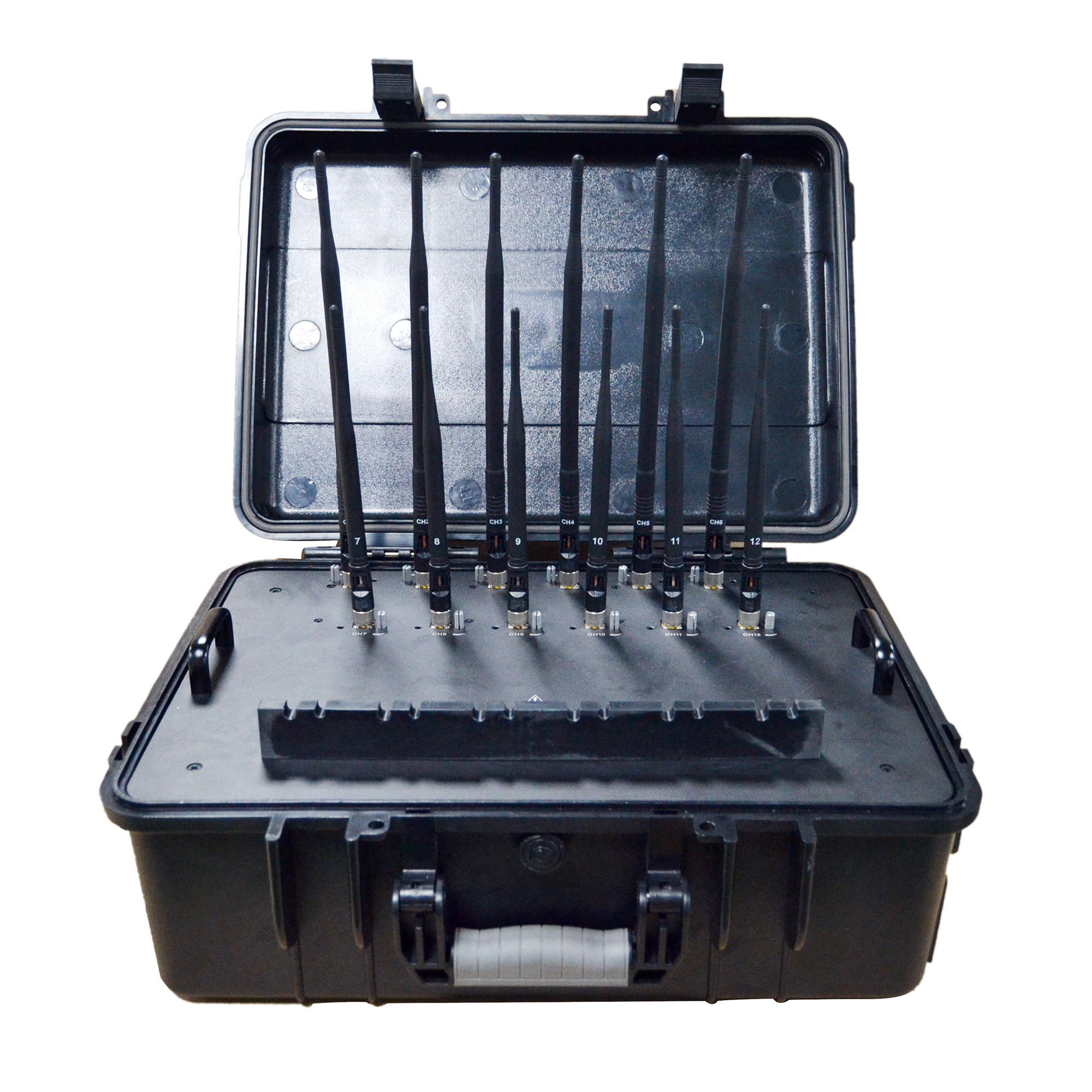 Jammer market - 320W High Power GPS,WIFI & Cell Phone Multi Band Jammer (Waterproof & shockproof design)