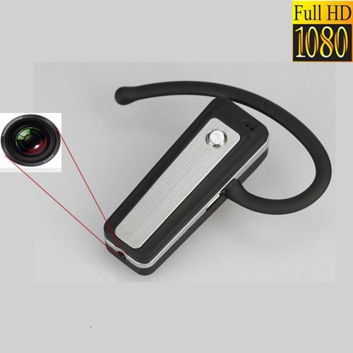 Mini Bluetooth Headset Kamera